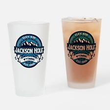 Jackson Hole Ice Drinking Glass