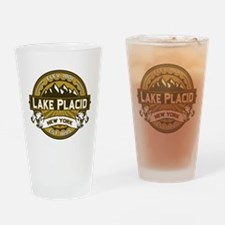 Lake Placid Drinking Glass