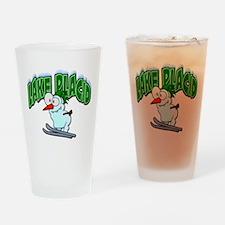 Lake Placid Drinking Glass