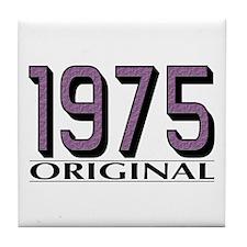 1975 Original Tile Coaster