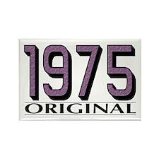 1975 Original Rectangle Magnet