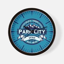 Park City Ice Wall Clock