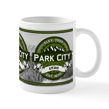 Park City Olive Mug