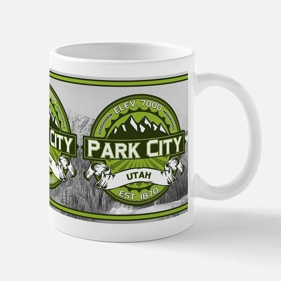 Park City Green Mug
