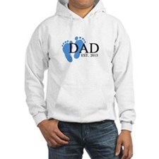 Dad, Est. 2013 Hoodie