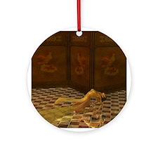Salome.jpg Ornament (Round)