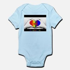I Support Gay Marriages Infant Bodysuit