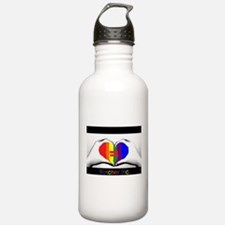 I Support Gay Marriages Water Bottle