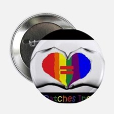 """I Support Gay Marriages 2.25"""" Button"""