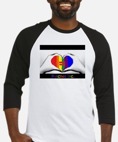 I Support Gay Marriages Baseball Jersey