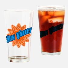 Sun Valley Drinking Glass