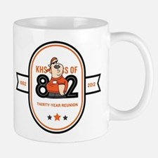 Kewanee High School - 30th Class Reunion - #12 Mug