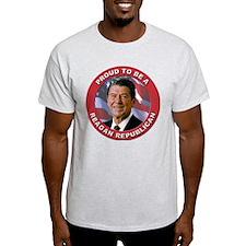 Proud Reagan Republican T-Shirt