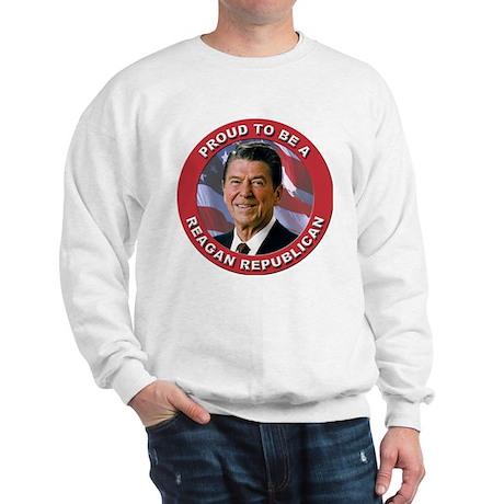 Proud Reagan Republican Sweatshirt