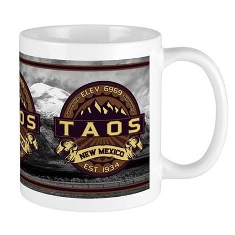 Taos Sepia Mug