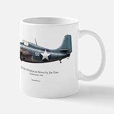 The F4F Wildcat of Joe Foss Mug