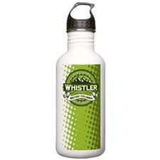 Whistler Green Water Bottle