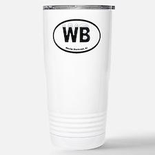 Whistler B.C. Travel Mug