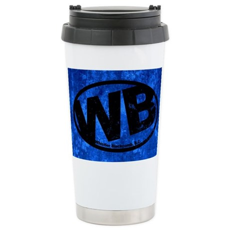 Whistler B.C. Stainless Steel Travel Mug