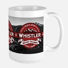 Whistler Red Mug