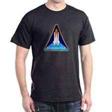 Space Shuttle Shield T-Shirt