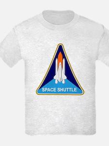 Space Shuttle Shield T-Shirt