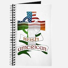 Irish American Celtic Cross Journal