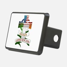 Irish American Celtic Cross Hitch Cover
