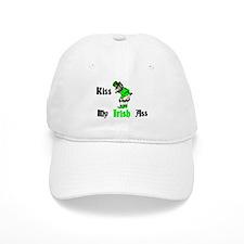 """""""Kiss My Irish Ass!"""" Baseball Baseball Cap"""