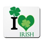OYOOS Irish Heart design Mousepad