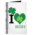OYOOS Irish Heart design Journal