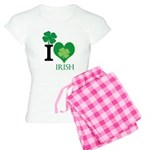 OYOOS Irish Heart design Women's Light Pajamas