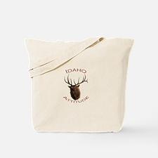 Idaho Attitude Tote Bag