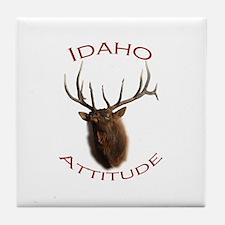 Idaho Attitude Tile Coaster