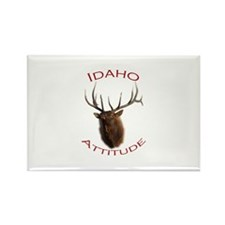 Idaho Attitude Rectangle Magnet