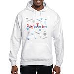 OYOOS SoYesterday design Hooded Sweatshirt