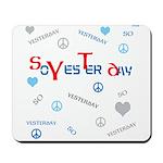 OYOOS SoYesterday design Mousepad