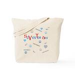 OYOOS SoYesterday design Tote Bag