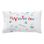 OYOOS SoYesterday design Pillow Case