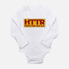 HTTR Long Sleeve Infant Bodysuit