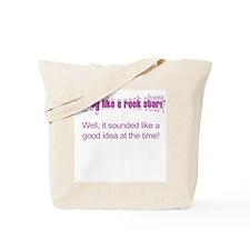 Rock Star Preggie Tote Bag