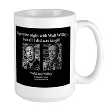 Walt Willey's Wild And Willey Comedy Mugs