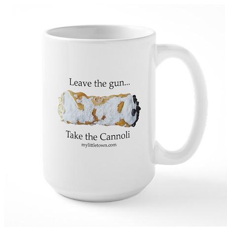 Cannoli Large Mug
