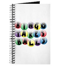 Bingo Balls Journal