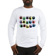 Bingo Balls Long Sleeve T-Shirt
