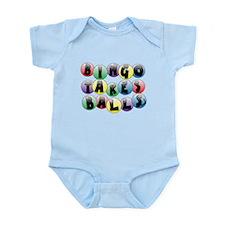 Bingo Balls Infant Bodysuit