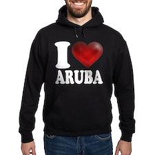 I Heart Aruba Hoodie