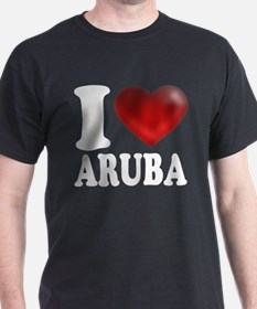 I Heart Aruba T-Shirt