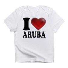 I Heart Aruba Infant T-Shirt