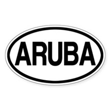 Aruba Decal